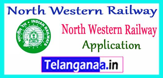 NWR North Western Railway Apprentice Application 2017 Merit List