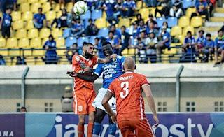 Hanya Menang 3-2 atas Borneo FC, Persib Gagal ke Semifinal Piala Indonesia