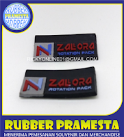LABEL KARET | KARET LABEL | BUAT LABEL KARET | CETAK LABEL KARET | CUSTOM LABEL KARET