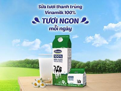 Nguyên liệu làm bánh – Các loại sữa
