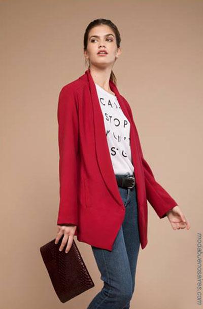 Moda 2018 ropa de mujer. Moda invierno 2018.
