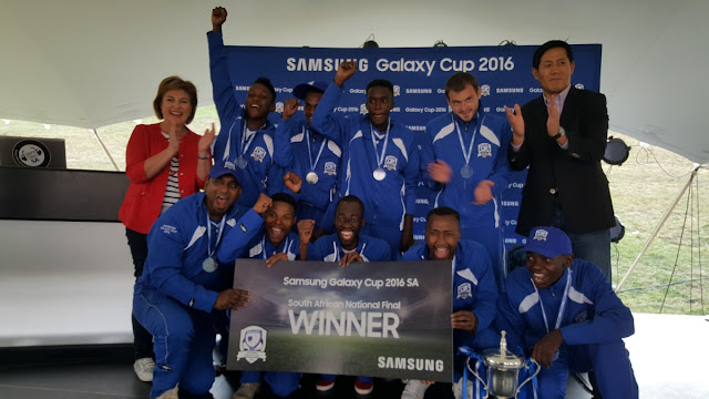 Samsung Galaxy Cup 2016 #thelifesway #photoyatra #SouthAfrica