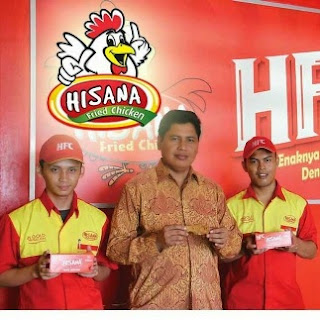 Lowongan Kerja Crew di Hisana Fried Chicken Makassar