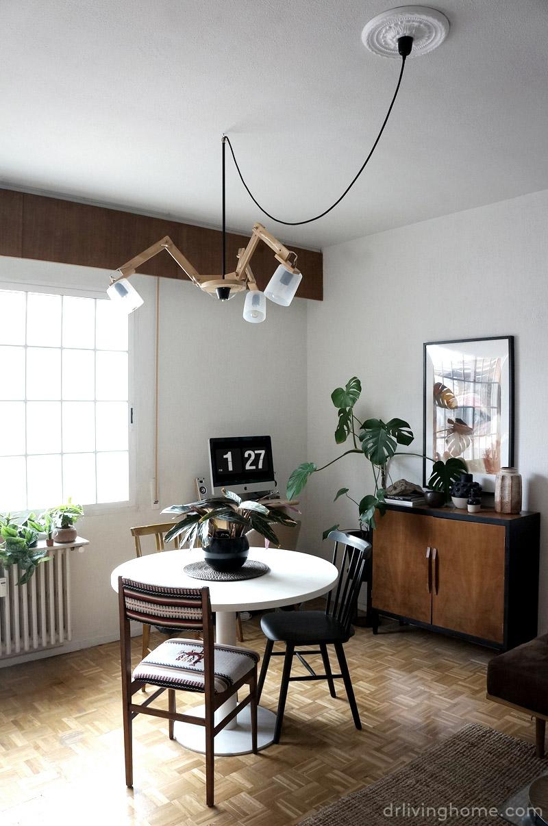 Diy lámpara de techo
