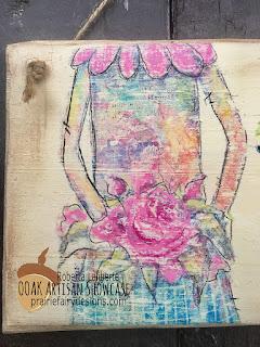 Prairie Fairy Designs OOAK Artisans Image Transfer