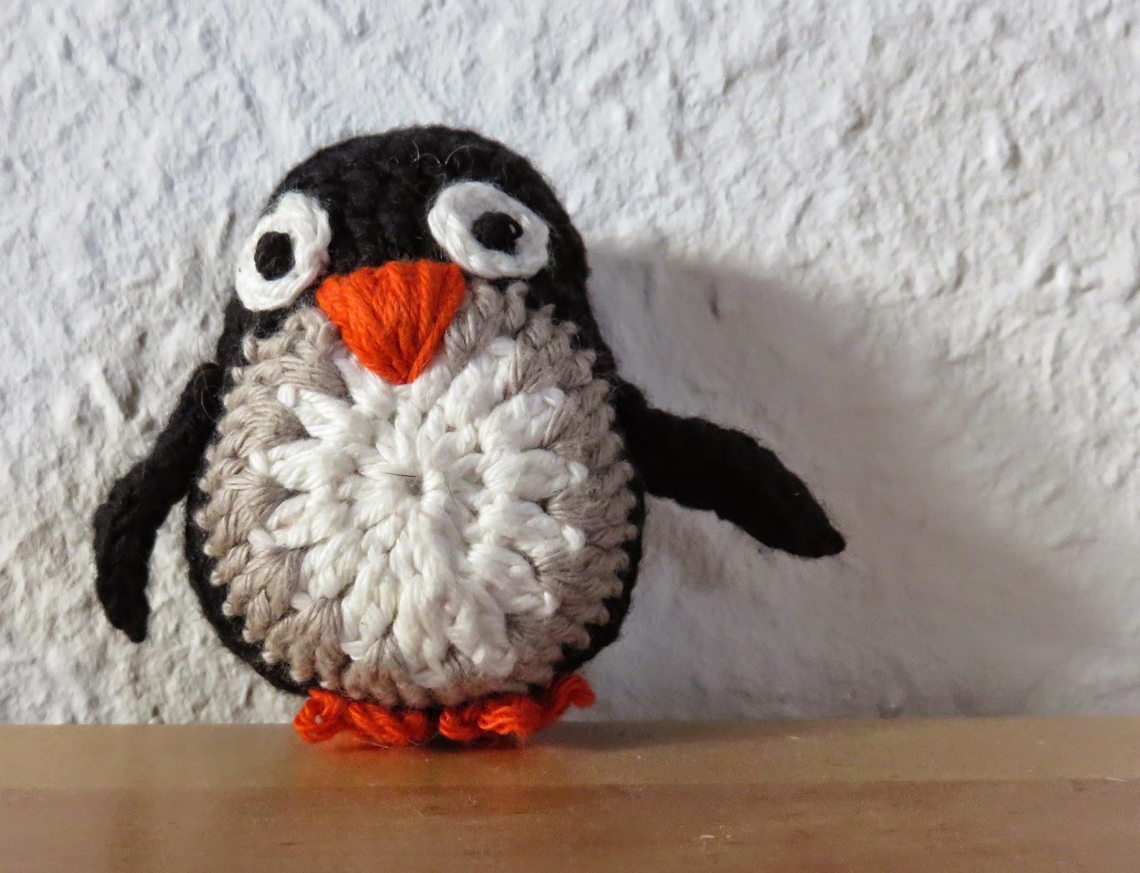 perleplader der har form som en pingvin