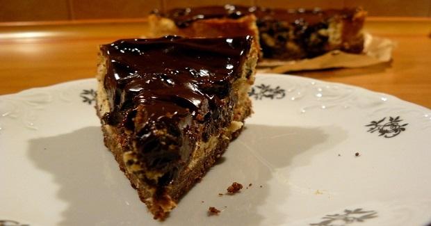 Drunk Prune Cheesecake Recipe