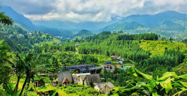 Obyek Wisata Guci di Tegal untuk mengisi Hari Libur
