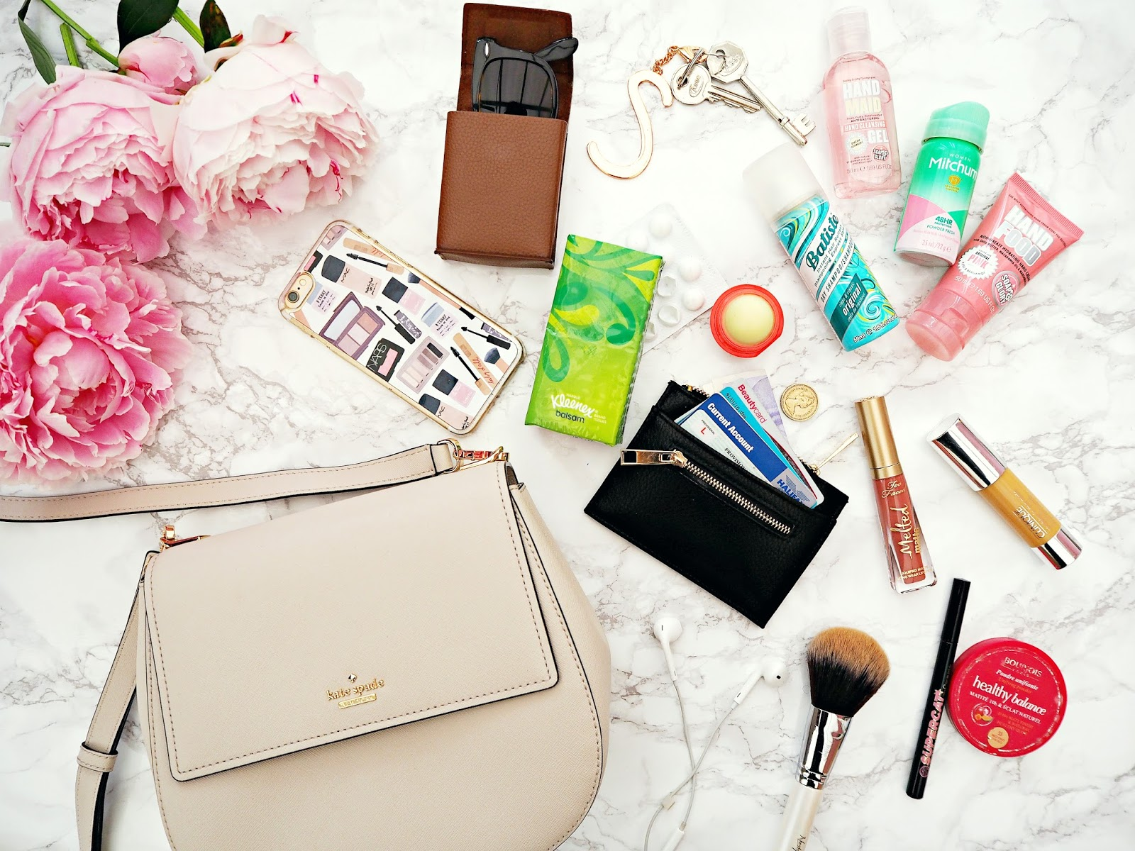 What S In My Handbag Kate Spade Cameron Street Byr