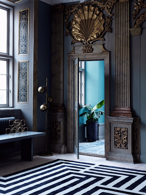 Swedish Maximalism in Interior Design