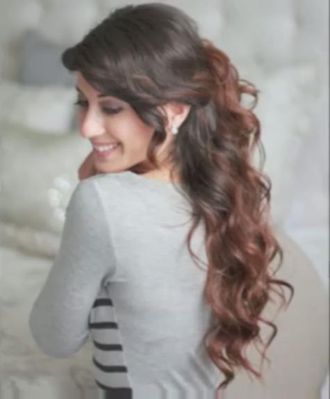 Peachy Hairstyles Cute Summer Half Up Half Down Hairstyle Hairstyles For Women Draintrainus