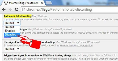 Cara Mencegah Halaman Website Google Chrome Refresh Sendiri
