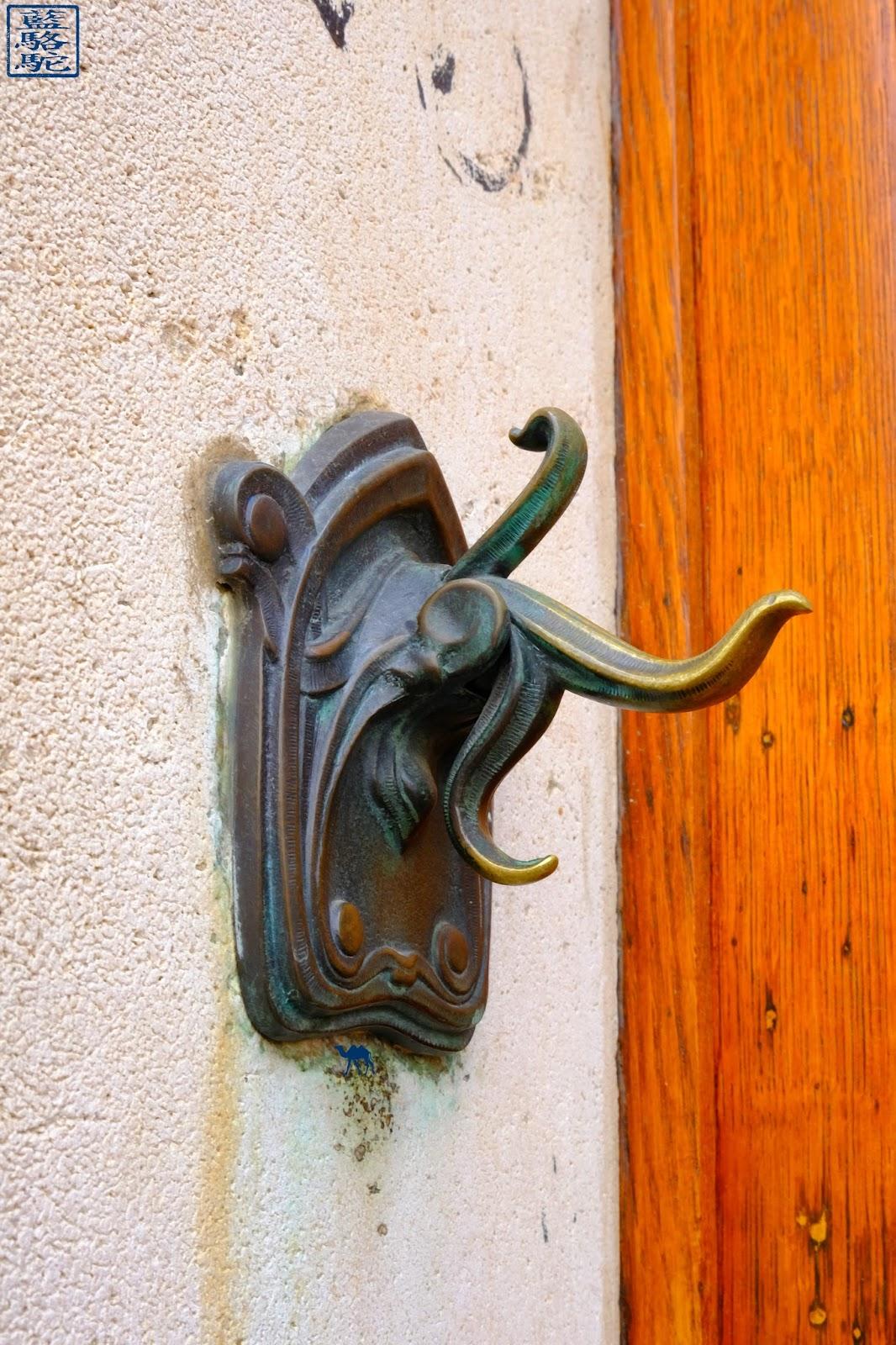 Le Chameau Bleu - musée Horta - Art Nouveau Bruxelles Belgique