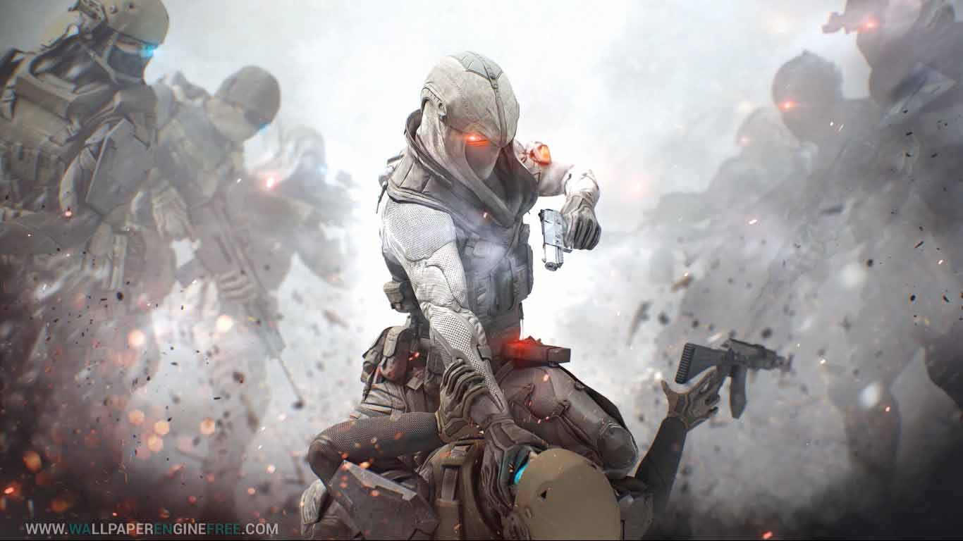 Download Tom Clancy's Ghost Recon Phantoms Wallpaper