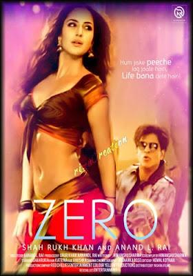 ZERO 2018 Hindi  x264 480p PreDVDRip
