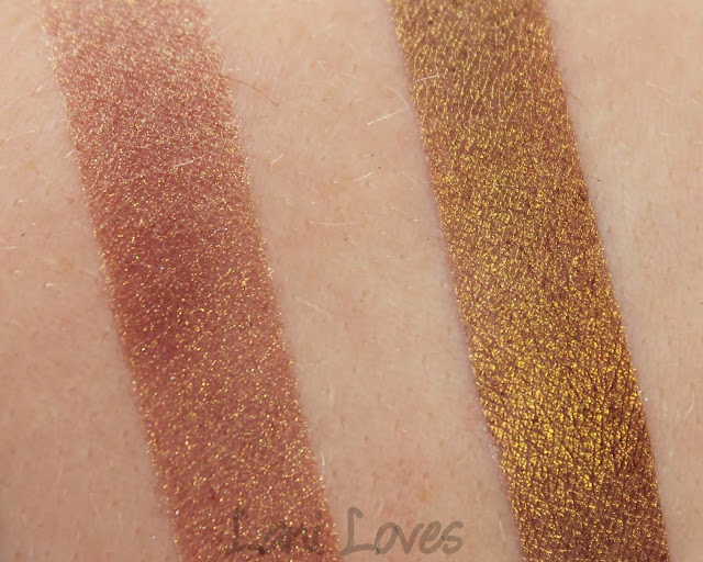 Notoriously Morbid Nearly Headless Nick Eyeshadow Swatches & Review