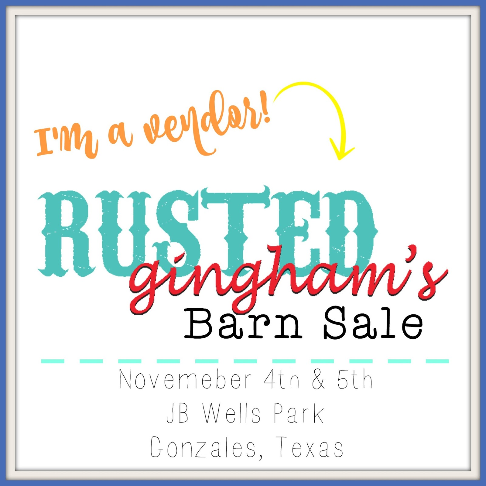 grab button for Rusted Gingham | I'm a Vendor