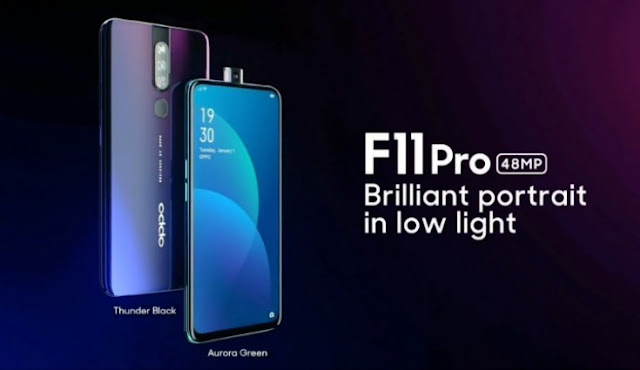 OPPO F11 Pro: Key spec leaked ahead of March 5 launch