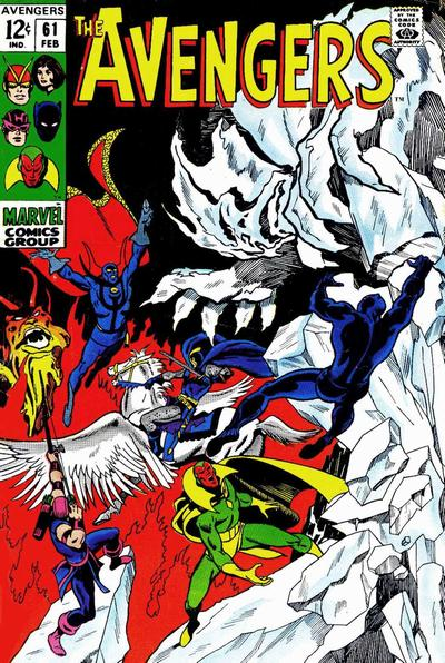 Avengers #61, Ymir, Surtur and Dr Strange