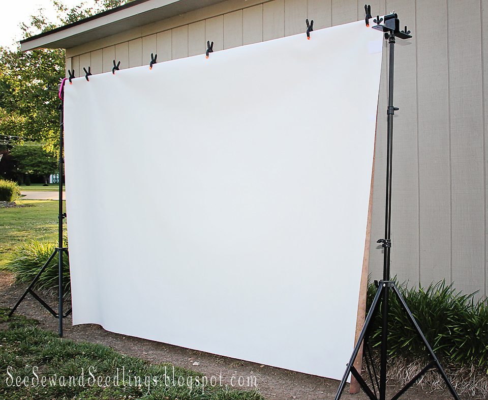 summer camp backyard movie fun design dazzle. Black Bedroom Furniture Sets. Home Design Ideas