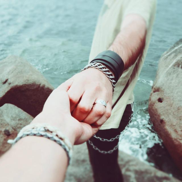 Alguém para segurar sua mão