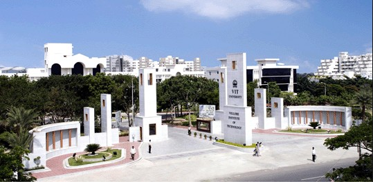 vellore institute of technology and engineerin college