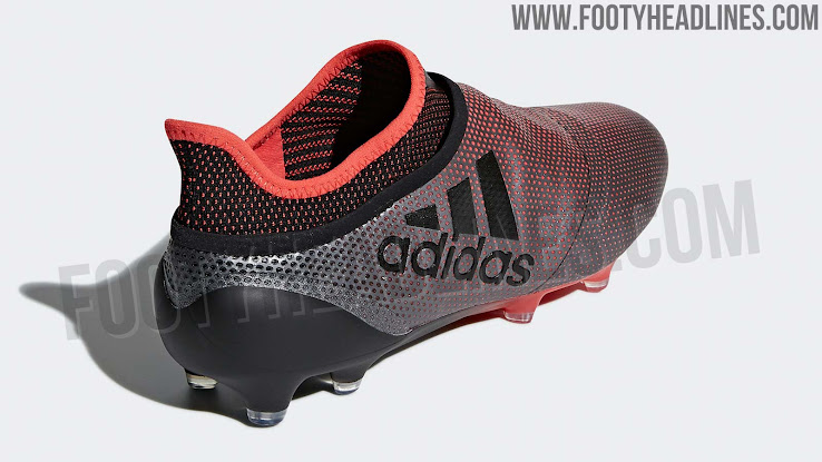 Grey Adidas X 17+ Purespeed & 17.1 'Cold Blooded