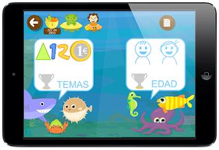 Matemáticas con Grin app matemáticas para niños 6 años