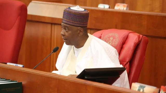 We'll provide evidence against SGF to Buhari – Saraki