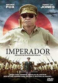 Capa do Filme Imperador