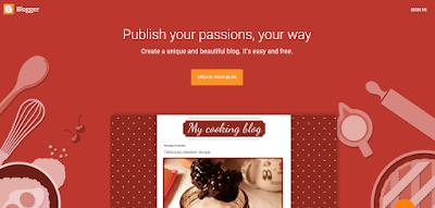 How to create a blog on Blogger.com
