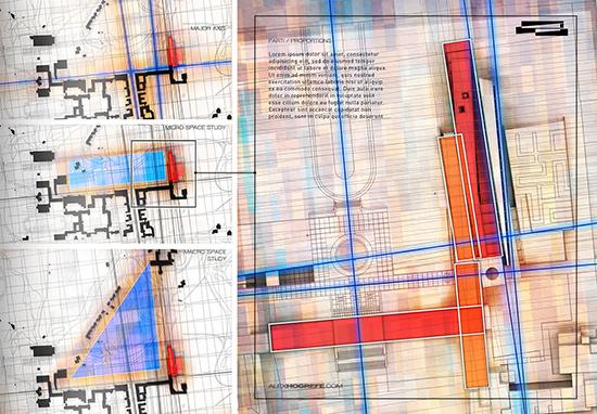 Teknik penyajian portofolio desain arsitektur