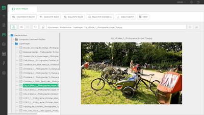 Просмотр изображения во внутреннем браузере в Composite C1 CMS 5.0