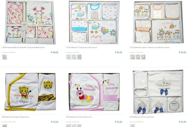 en ucuz bebe kutulu setler imalat toptan fiyatlar ve resimler