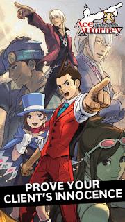 merupakan sebuah game visual novel ala detective dengan tokoh utama Apollo Justice Unduh Game Android Gratis Apollo Justice Ace Attorney apk + obb