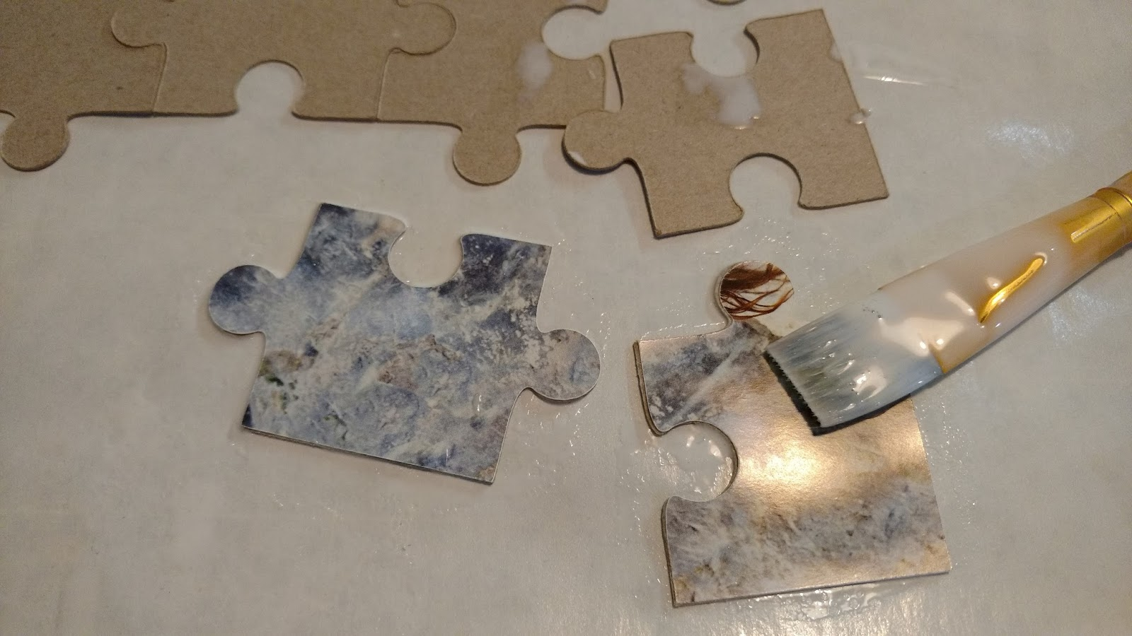 Reuse-It Edmonton: Puzzles from the Past: An Upcycle Tutorial