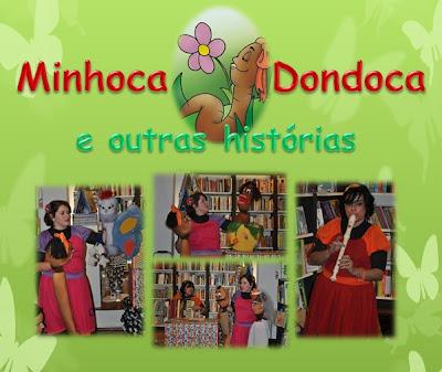 Resultado de imagem para livro: Minhoca Dondoca - de Ivani Magalhães