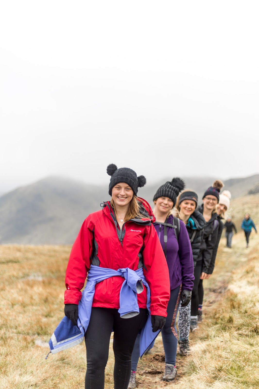 Adventure in The Lake District Hiking