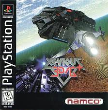 Xevious 3D-G+ - PS1 - ISOs Download
