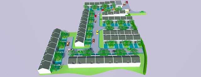 Contoh Site Plan