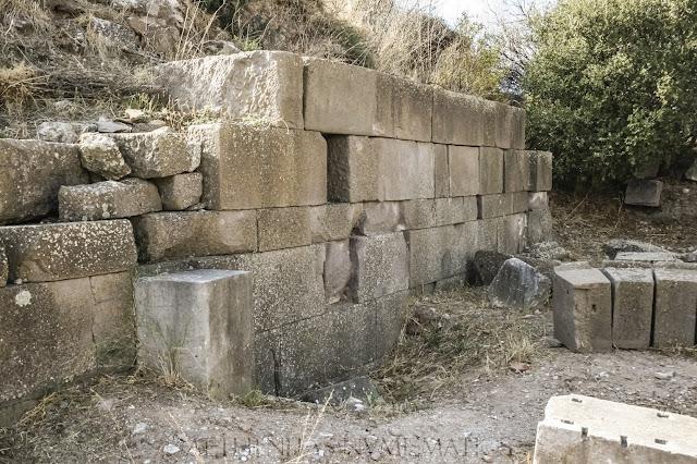 Muro analema del mismo.