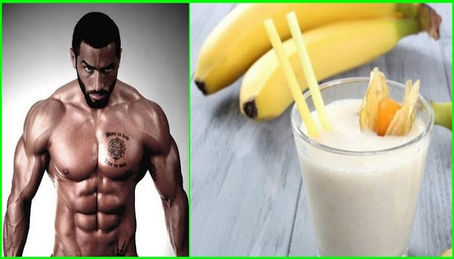 Drink This Banana Shake Every Morning and You Will Not Believe What Will Happen