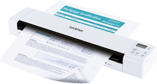 Brother DSmobile 920DW Driver and Scanner Download