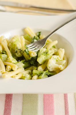 caserrecce con broccolo di Bassano d. G.