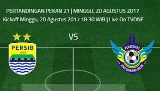 Tiket Laga Persib Bandung vs Persegres Gresik Sepi Peminat