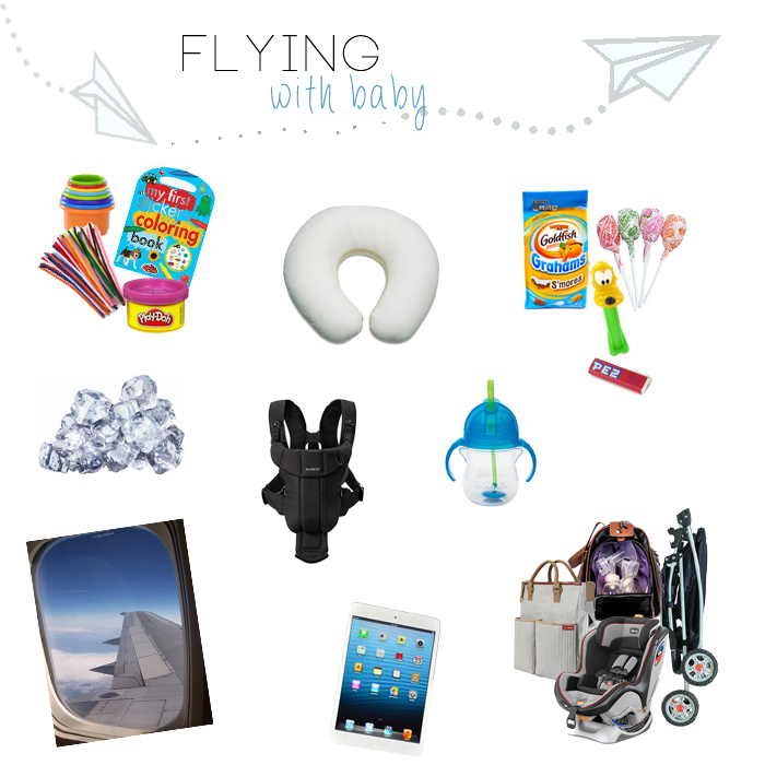 Cassie Amp Company Tips And Tricks For Flying With A Baby