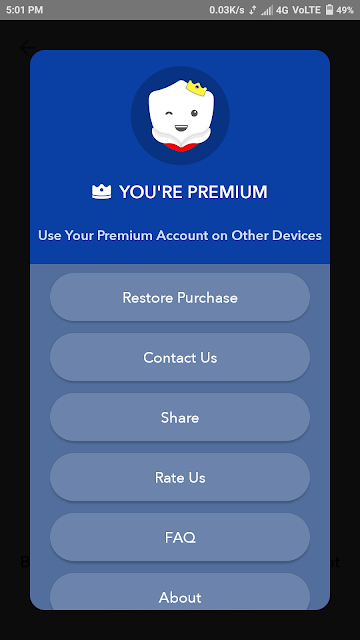 Download betternet Premium apk for free fully unlocked latest version