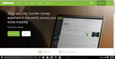 How to Deposit and Withdraw Neteller in India (Debit Card/Credit Card)