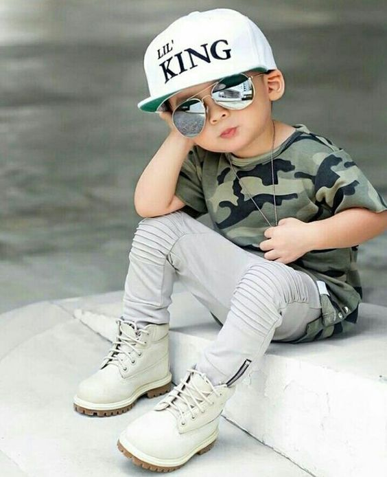 Stylish Baby Boy Images