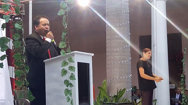 GobNdeS William Villamizar Laguado expone su  Rendición Pública de Cuentas 2016 #RSY #OngCF